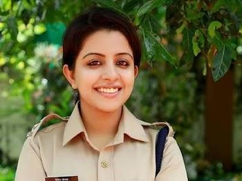 Meet Merin Joseph, IPS – A young cop from Kerala