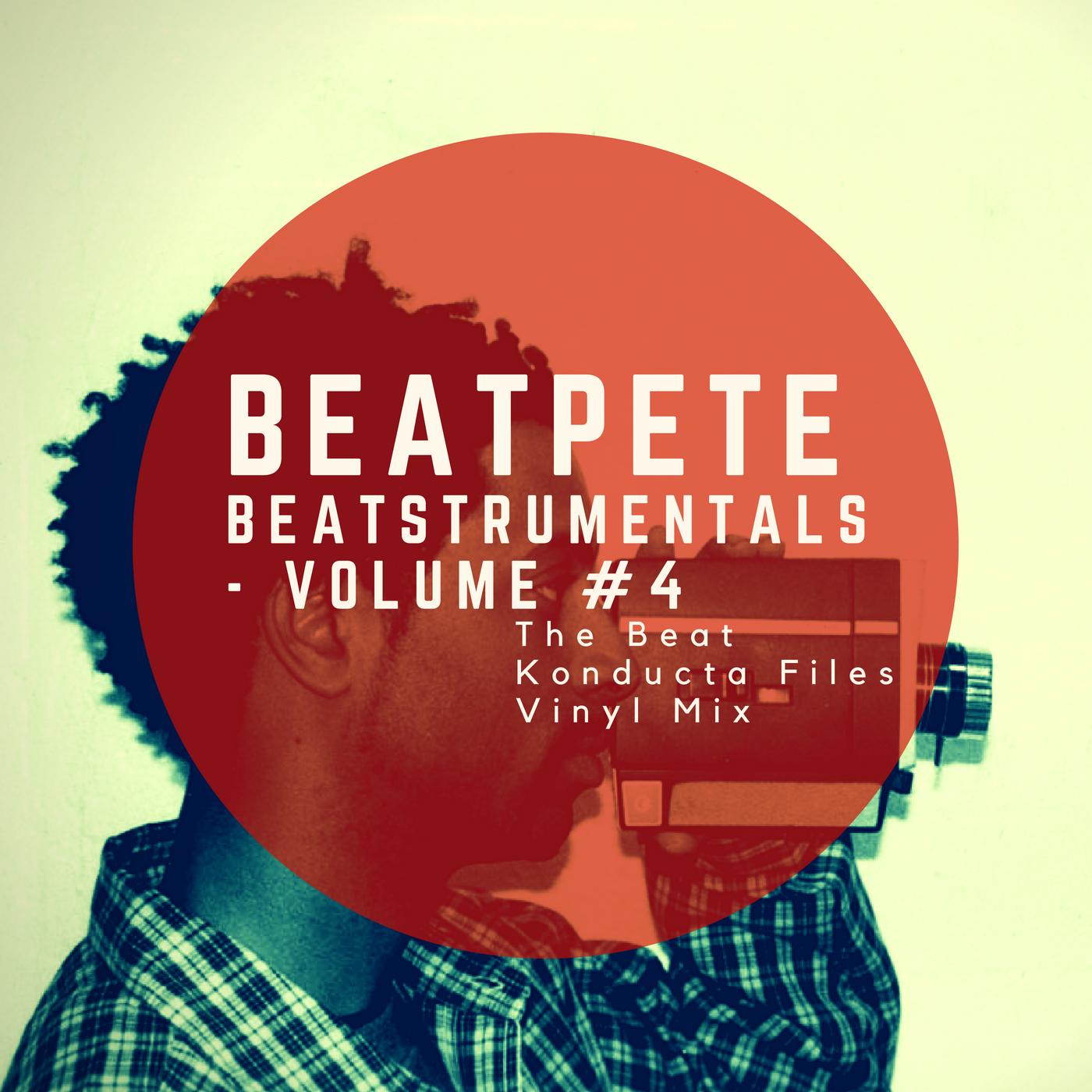 BEATPETE - BEATSTRUMENTALS | VOLUME #4 - MADLIB VINYL MIX | STREAM