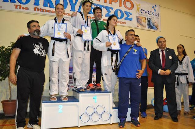 Χρυσό μετάλλιο η Αργείτισσα Μαρία Κουκουμέλου