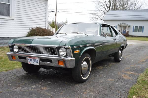 1972 Nova 350 For Sale