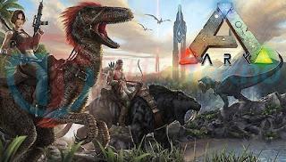 Ark: Survival Evolved 1.0.66 Apk+Data Obb Android