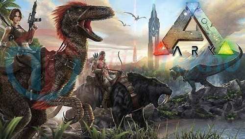 Ark: Survival Evolved 1.0.66 Apk+Data Obb Android