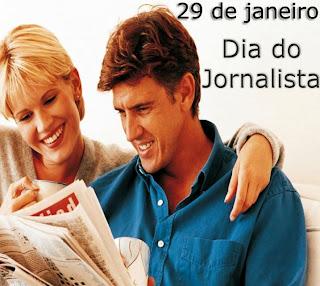 29 JANEIRO DIA DO JORNALISTA