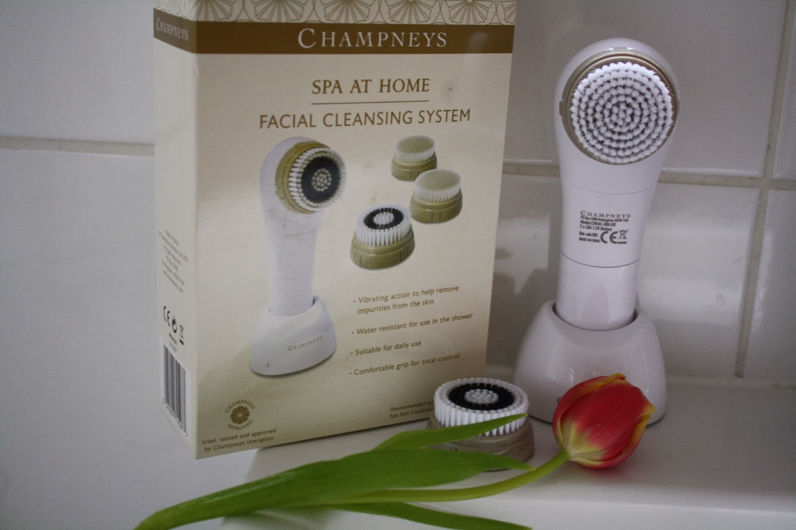 Cleaning facial system
