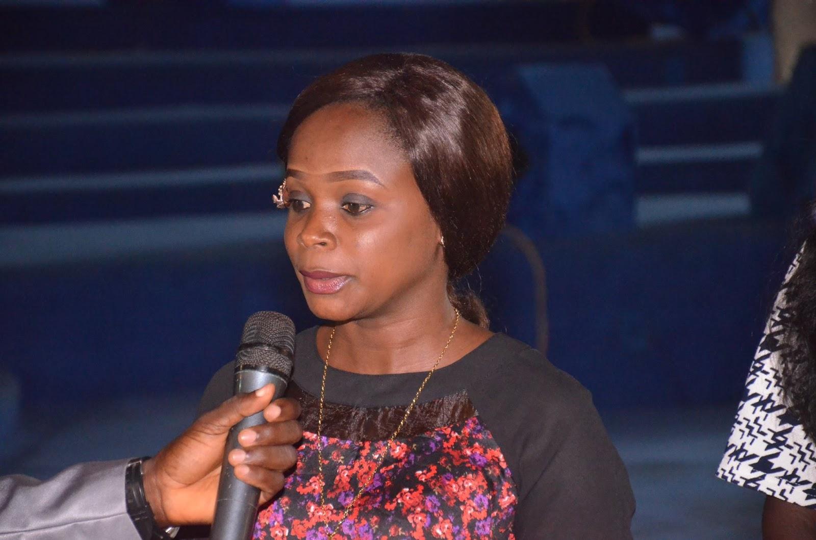 Stella Dimoko Korkus Com Apostle Suleman Blesses King
