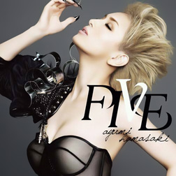 Ayumi Hamasaki - 5 [CD only edition] | Album art