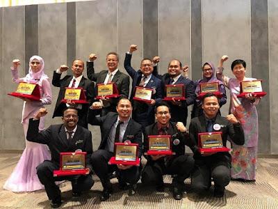 16 Guru Adiwira mewakili negeri masing-masing