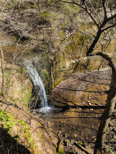 Stevens Falls at Governor Dodge State Park