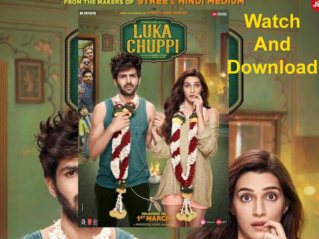 Luka-Chuppi-Full-Movie-Watch-Online-2019 luka-chuppi-poster