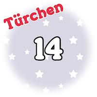 Häkel-Adventskalender #14