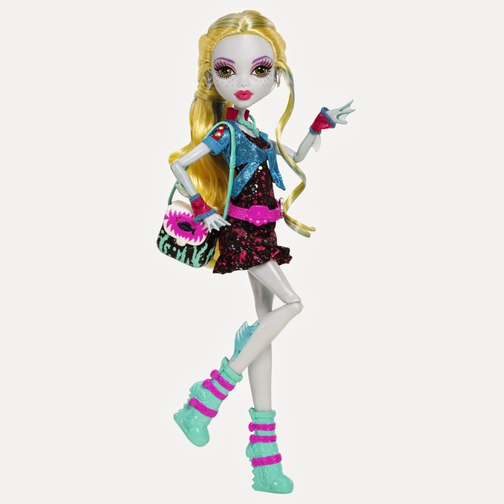 Monster High: Muñeca Lagoona Blue version Ghouls Night Out (Monster ...