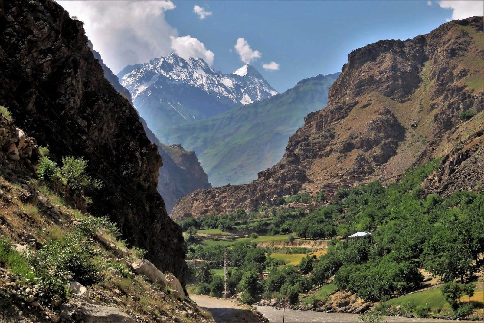 Tajikistan Natural Beauty