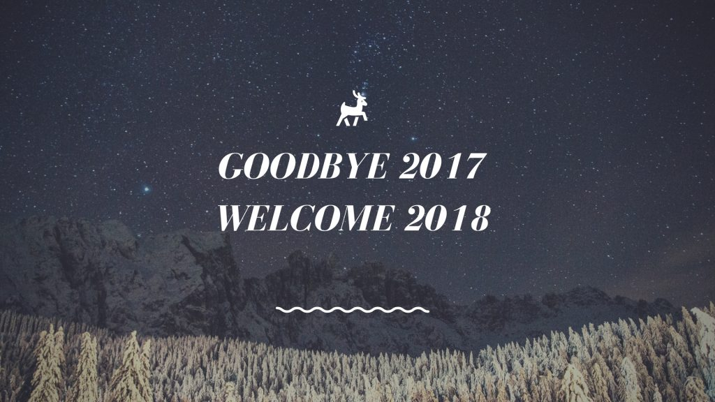 Goodbye 2017 welcome 2018 new year wishes images sms and goodbye 2017 hello 2018 pictures voltagebd Gallery