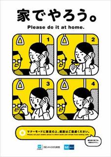 3 Alasan Meyakinkan Mengapa Orang Jepang Tidak Mengangkat Telepon di Kereta