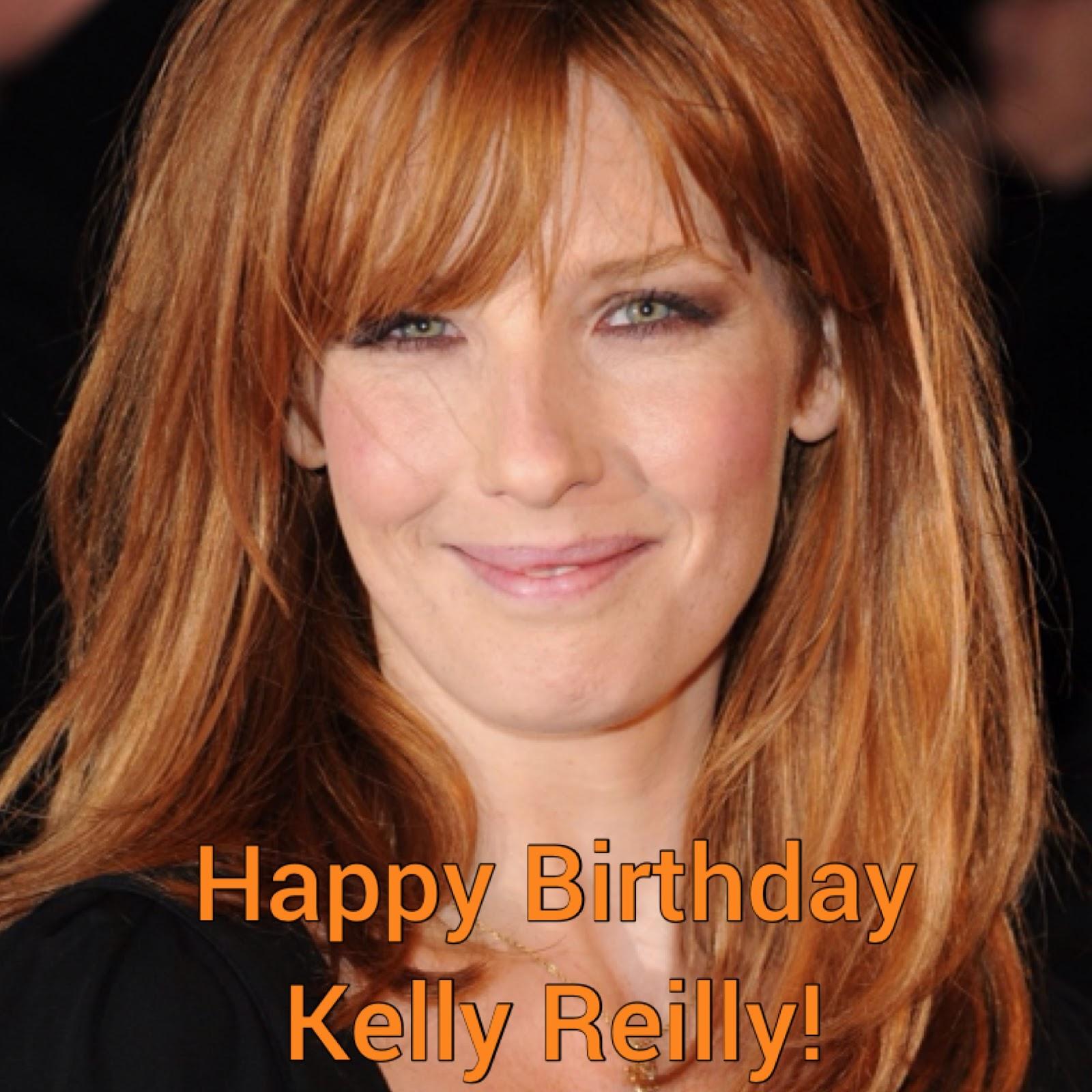 Happy Birthday Kelly Reilly