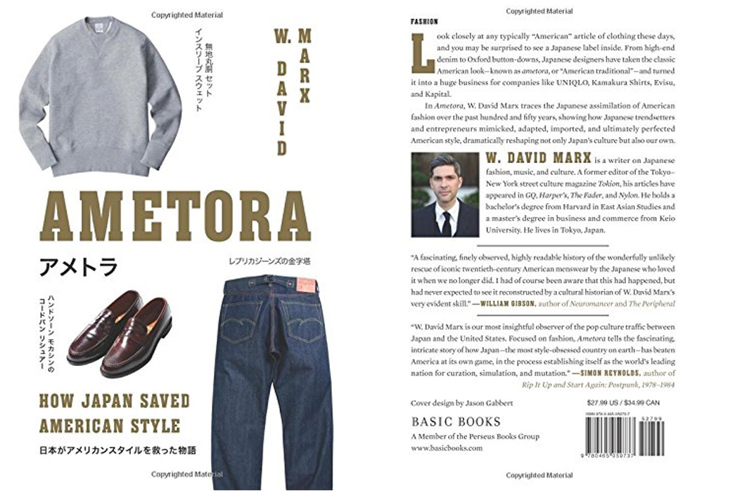 AMETORA: AN UNOFFICIAL GUIDE TO THE HISTORY OF JAPANESE