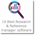 10 Best Research & Reference manager software