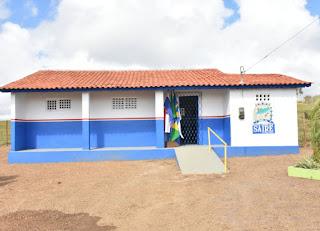 Prefeitura inaugura Núcleo municipal no Sitio Retiro