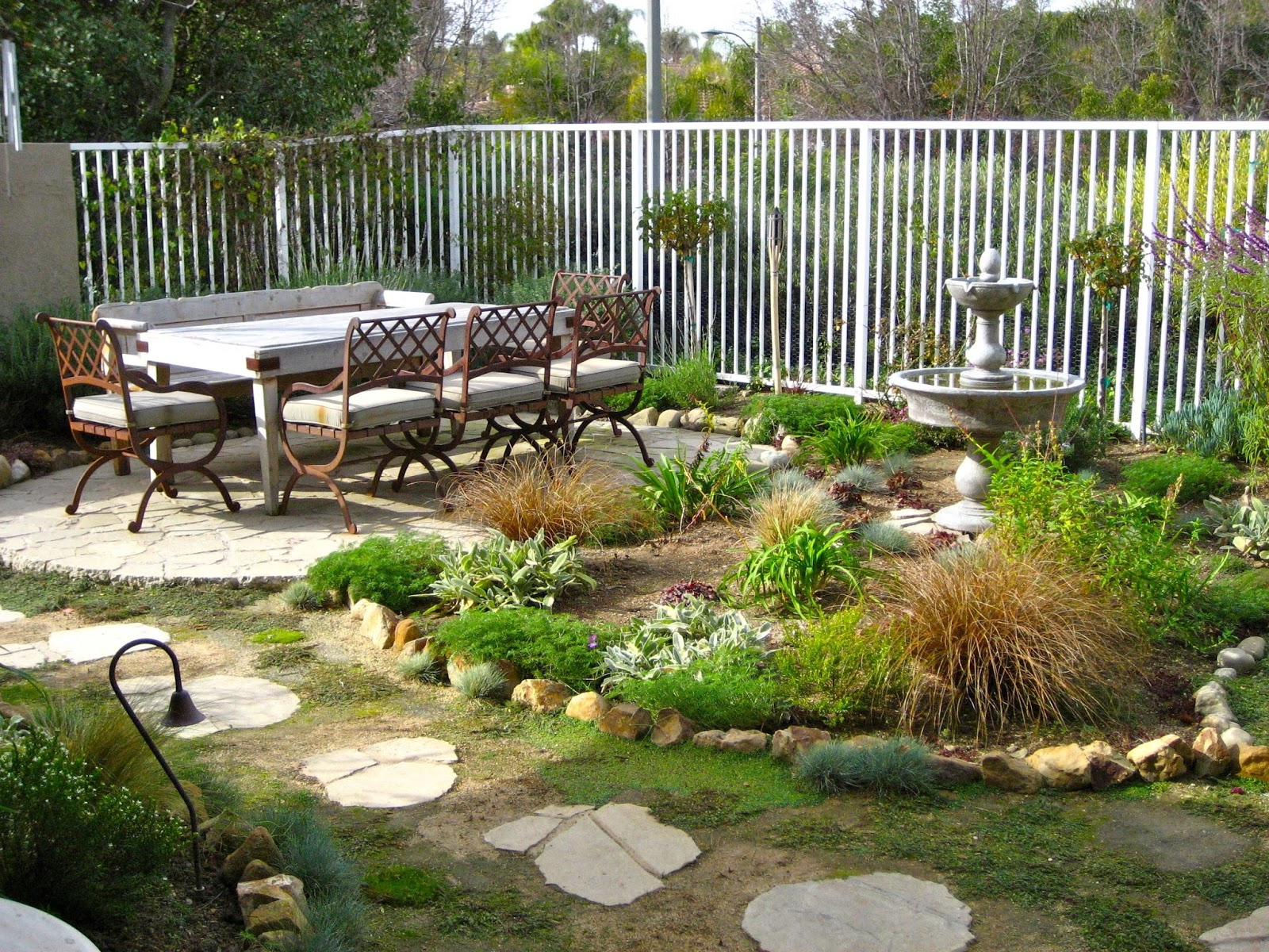 Home Priority Small Garden Design As The Embellishment Of A House