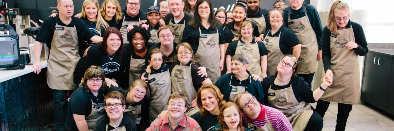 People With Down Syndrome Run A Coffee Shop That Just Opened Its Third Location