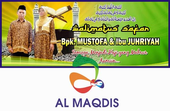 Banner Ibadah Manasik Haji