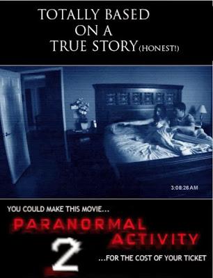 Download Paranormal Activity 2 (2010) 300MB BRRip 480p Dual Audio