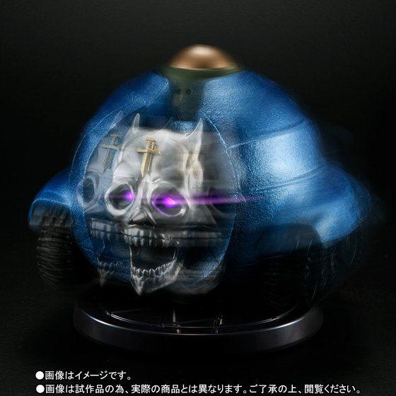 """PROPLICA Sheer Heart Attack de """"JOJO'S BIZARRE ADVENTURE Part 4 Diamond is Unbreakable"""" - Tamashii Nations"""