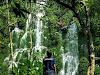 Pesona Air Terjun Curug Maung, Rekomendasi Air Terjun di Kota Palembang