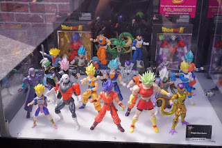 Bandai y Banpresto en el San Diego Comic Con 2018 - Dragon Ball North American Tour