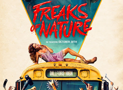 Freaks of Nature (2015) part 1