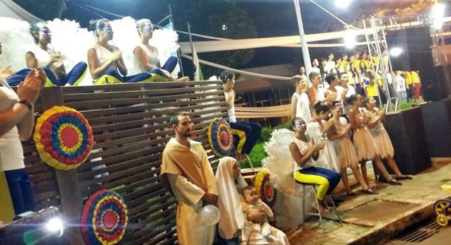 Roncador: APMF do Colégio Ulysses Guimarães encerra ano letivo com Projeto aprovado pela Lei Rouanet