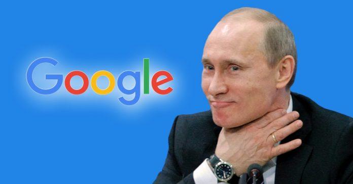 Private E-Mails ausgelesen: US-Datenkrake Google in Russland verknackt