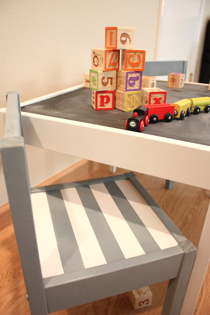 meet the sullivans ikea latt children 39 s table hack. Black Bedroom Furniture Sets. Home Design Ideas