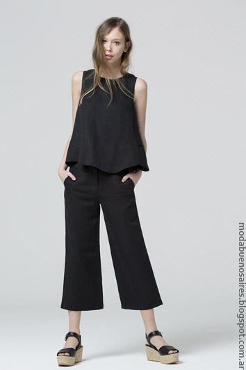 Blusa de moda verano 2017 ropa de mujer.