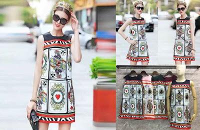 Dresses Fashion จำหน่ายชุดทำงานแฟชั่น เดรสแฟชั่นราคาถูก มีสินค้าหลากหลาย อาทิเช่น เสื้อผ้าแฟชั่น เสื้อยืด ชุดทำงาน ชุดเดรสสวยๆ ชุดแฟชั่น กระโปรงแฟชั่น กางเกงแฟชั่น ทุกแบบทุกสไตล์ จำหน่ายเสื้อผ้าราคาถูกส่งตรงจากโรงงาน ขายส่งเสื้อผ้าแฟชั่นประตูน้ำ จุดเด่นของร้านเดรสแฟชั่นคือเป็นร้านเสื้อผ้าออนไลน์ที่มีเสื้อผ้าพร้อมส่งทุกตัว อัพเดทเสื้อผ้าแฟชั่นทุกวัน จัดส่งทุกวัน รับประกันคุณภาพและราคาถูกกว่านี้ไม่มีอีกแล้ว! เสื้อผ้าแฟชั่น ชุดเดรส งานสวยคละแบบคละลายได้เลยไม่มีขั้นต่ำ สั่งกี่ตัวก็ขาย โรงงานมาเอง! โทร 095-6754581 โกดังสินค้า 054-010410 เปิดทุกวัน 8.00-19.00 น.  Line id:@dresses รับตัวแทนจำหน่าย! สมัครฟรี! มีของแถม! โปรโมชั่นเยอะ! เสื้อผ้าเยอะ! สวยทุกแบบ!