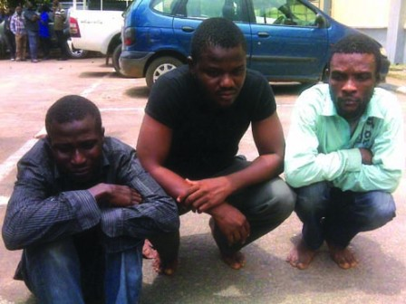 graduates arrested kidnapping shagamu