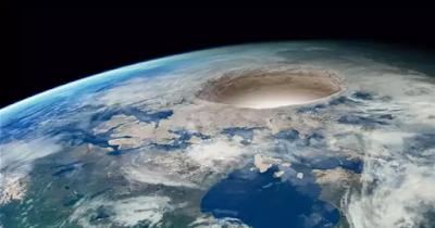 Hollow Earth Dunia Lain Didalam Bumi Kita