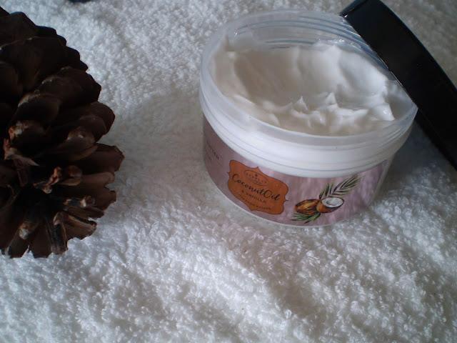 Bramley Coconut and Vanilla Body Butter