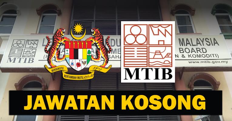 Jawatan Kosong di Lembaga Perindustrian Kayu Malaysia MTIB
