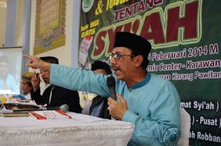 Bahas Syiah, Prof. Dr H M Baharun: Yang Berpotensi Merusak Akidah Harus Diamputasi