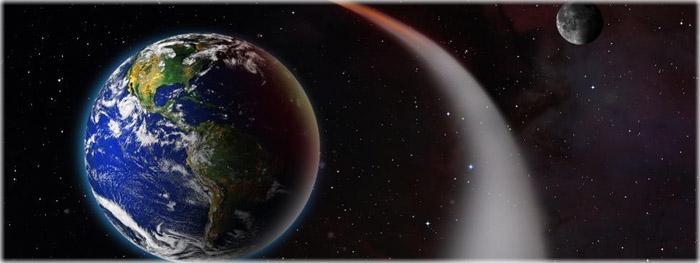 asteroide pode ter atingido a Terra hoje