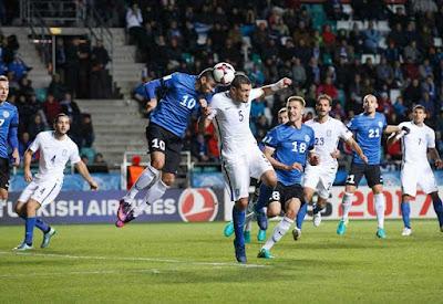 Bosnia Herzegovina sacó un empate como visitante en Atenas en las eliminatorias Europa Rusia 2018