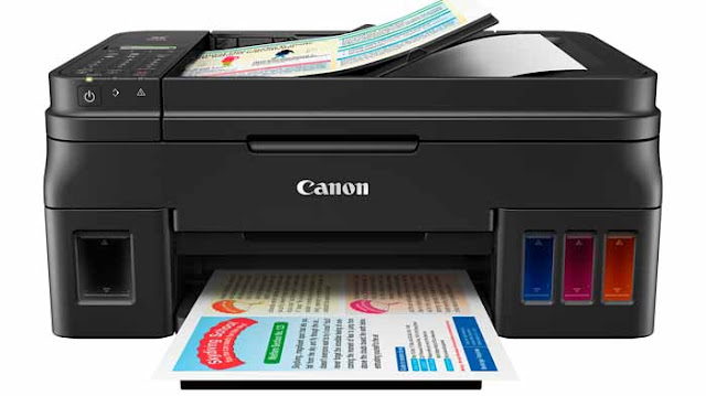 Printer Multifungsi Canon PIXMA G4000