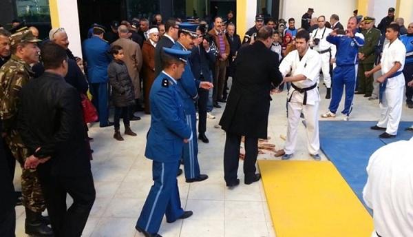 رياضيو الأمن الوطني يحصدون 14 ميدالية في البطولة الوطنية للكارتي دو
