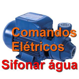 Comandos Elétricos - Motobombas