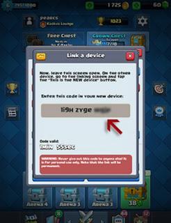 Cara Untuk Memindahkan Akun Clash Royale dari iOS ke Android