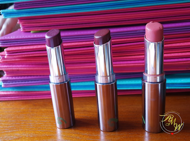 a photo of  Cargo Bordeaux Essential Lip Color