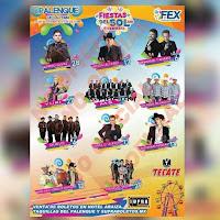 palenque fiestas del sol mexicali 2018