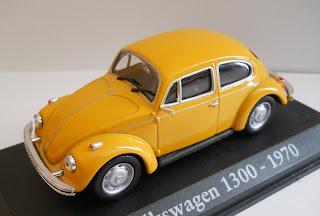 coche escarabajo a escala 1:43