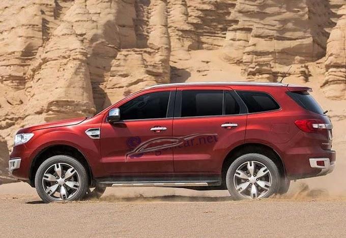 Ford Everest 2019 xe đẹp nhưng giá cao